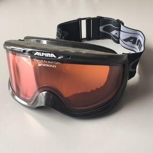 Alpina Ski Snowboard Goggles